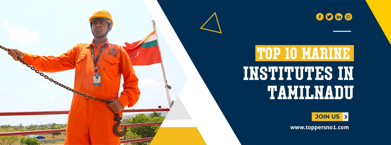 Top 10 Marine Institutes In India