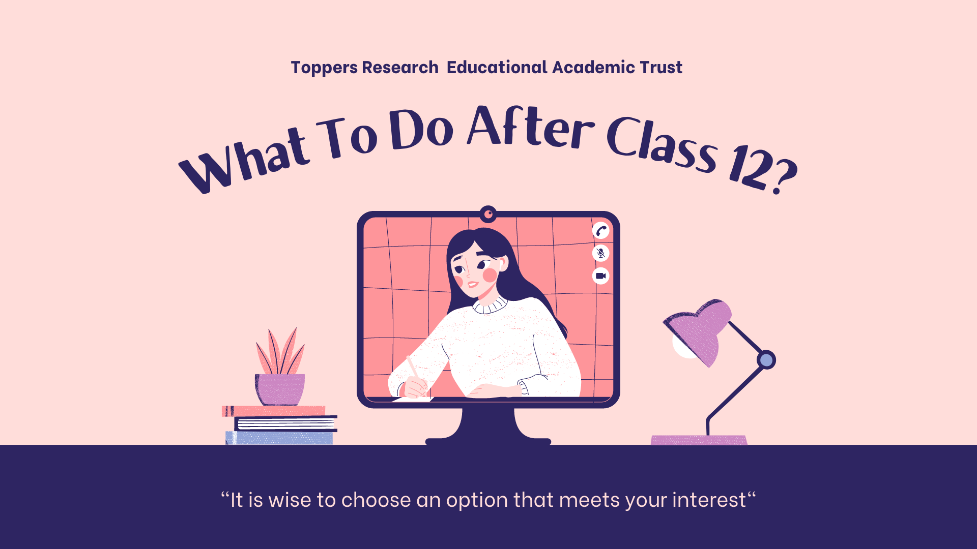 What to do after class 12 ? - Answers Toppersno1.com