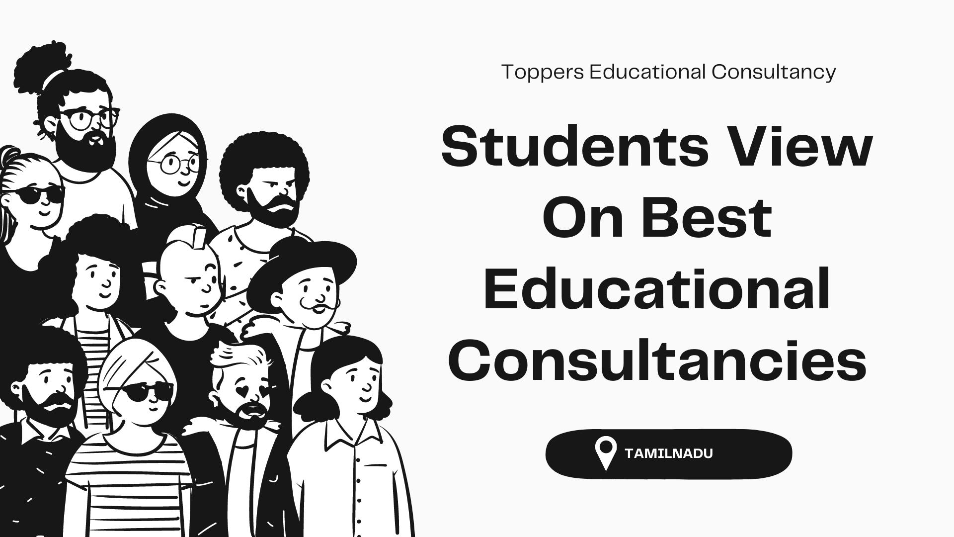 Best Educational consultancy in tamilnadu