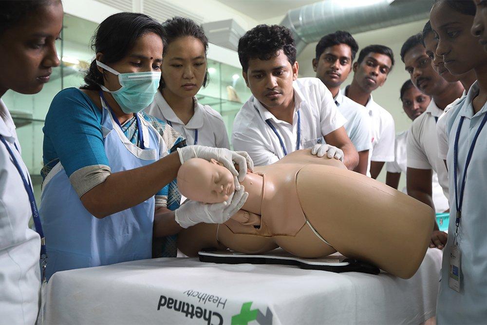 Chettinad Hospital & Research Institute