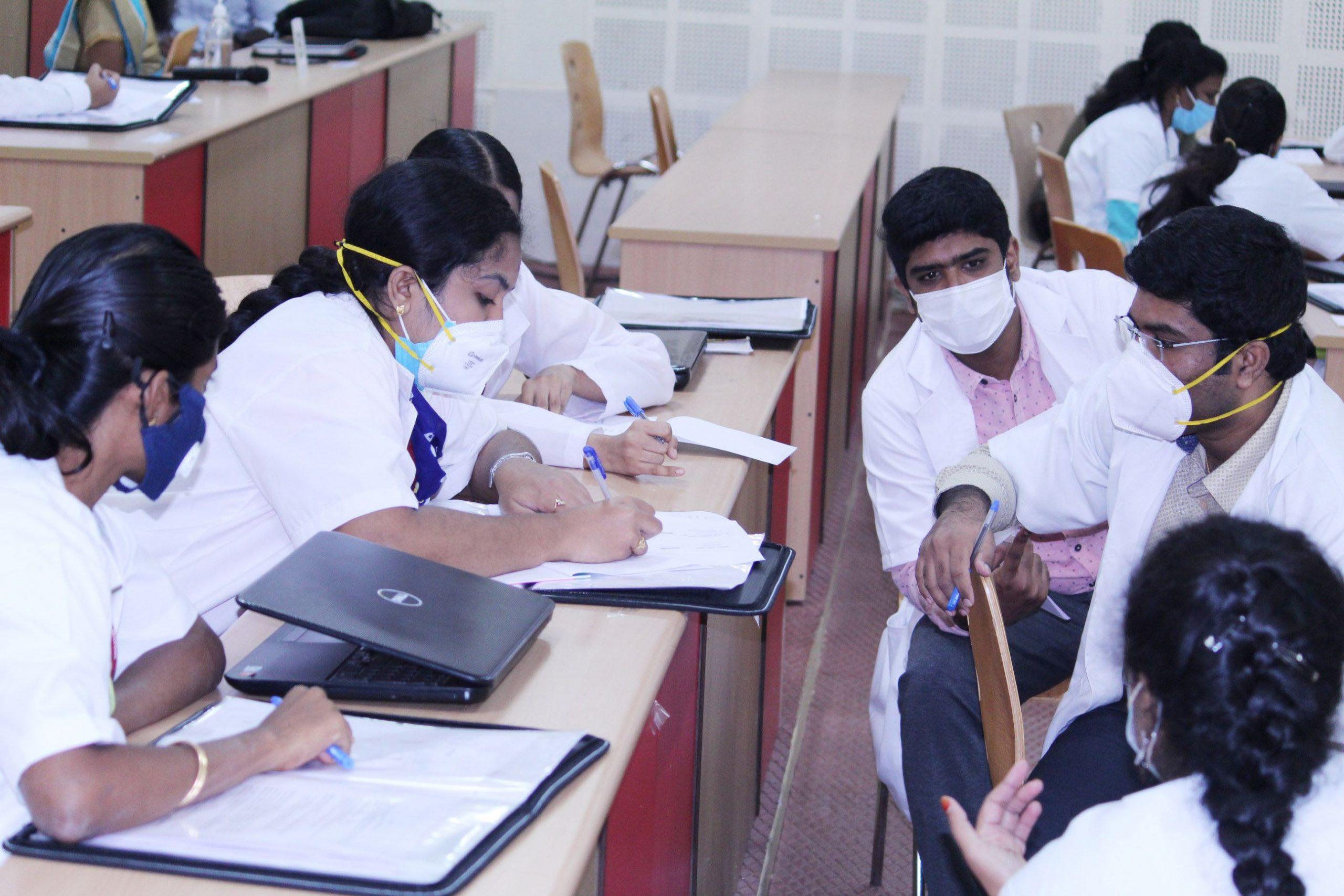 Melmaruvathur Adhiparasakthi Institute of Medical Sciences & Research