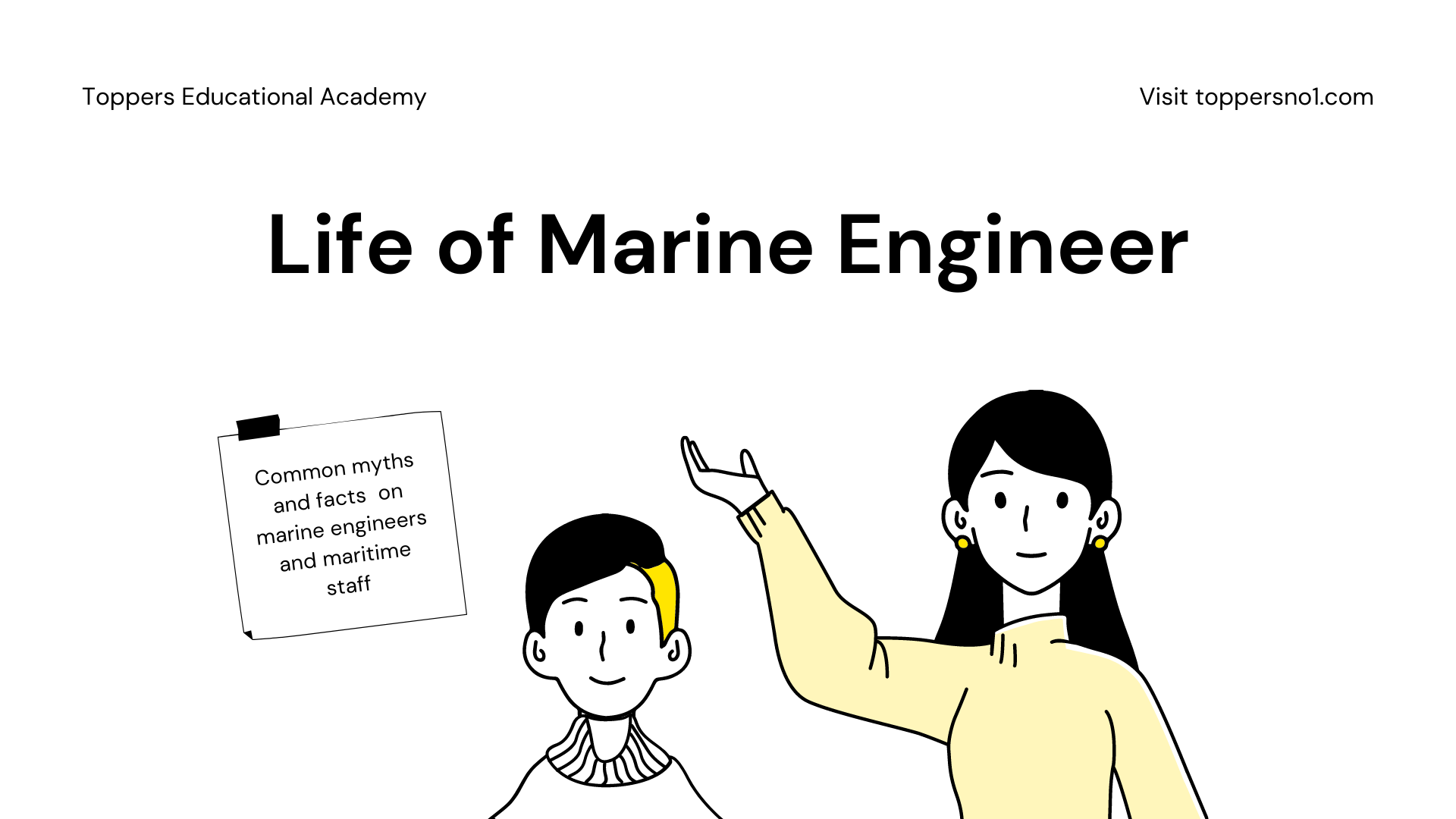 Common myths on marine engineers