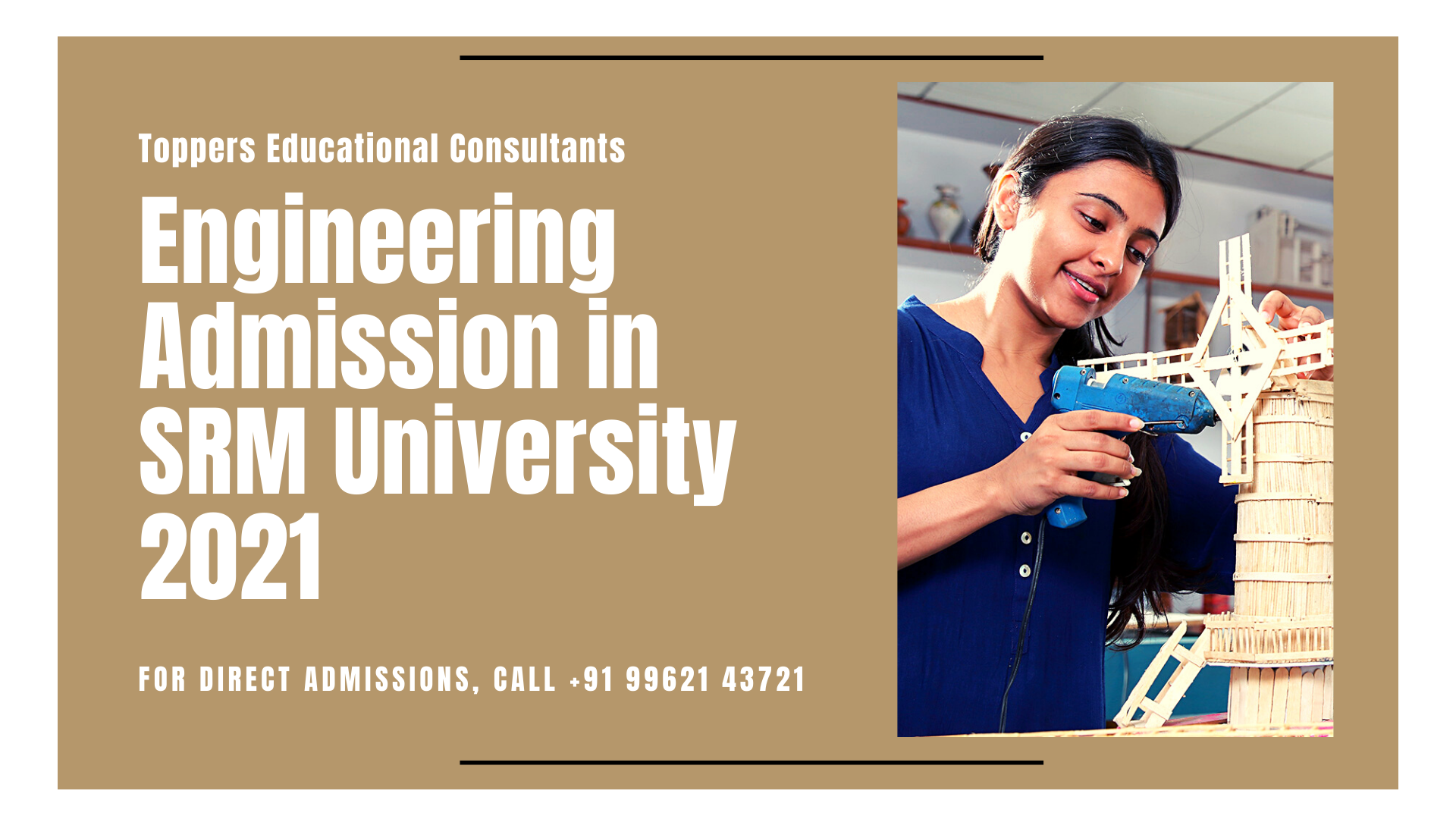 Engineering Admission in SRM University 2021